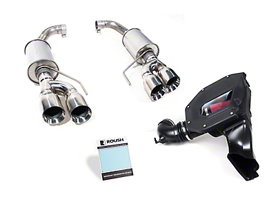 Roush Performance Power Pac - Level 2 (18-19 GT w/o Active Exhaust)