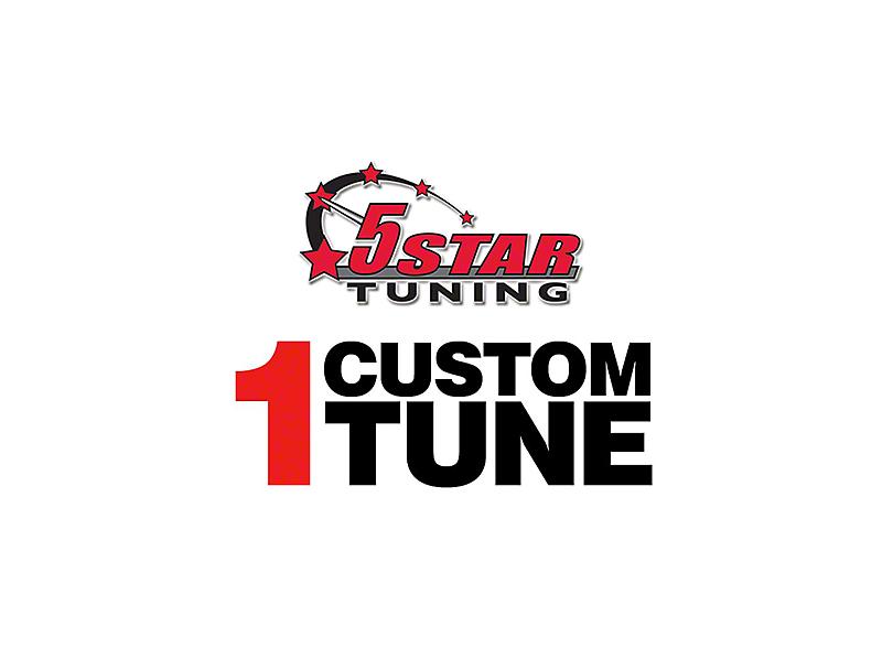 5 Star 3 Custom Tunes (15-17 EcoBoost)