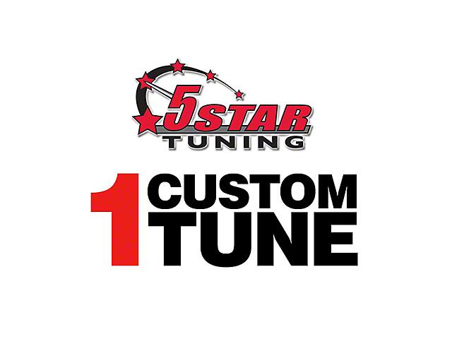 5 Star 3 Custom Tunes (15-17 V6)