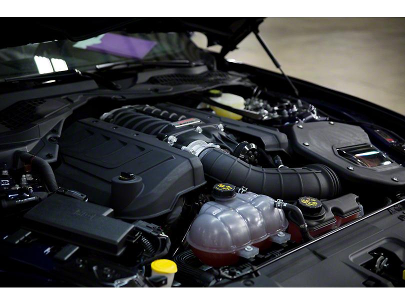 Roush R2650 Supercharger Coil Covers - Black (18-19 GT)