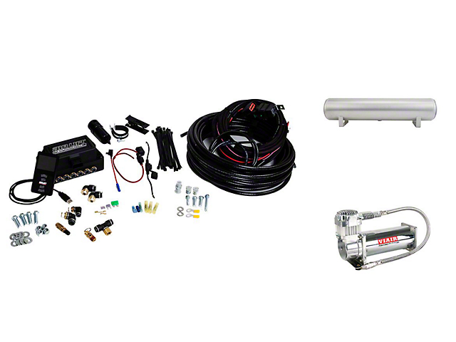 Air Lift Performance 3P Air Management System; 1/4 Inch Lines (94-20 All)