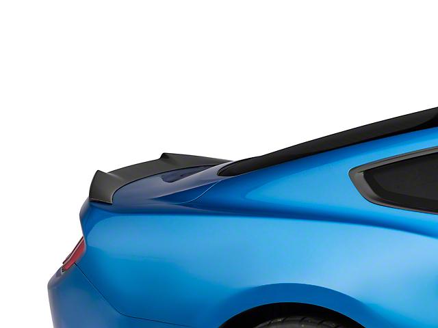 SpeedForm Rear Spoiler; Carbon Fiber (15-20 Fastback)