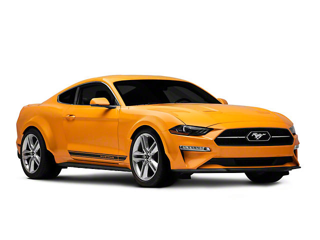 RTR Spec 5 Wide Body Kit; Unpainted (18-21 Fastback, Excluding GT350 & GT500)