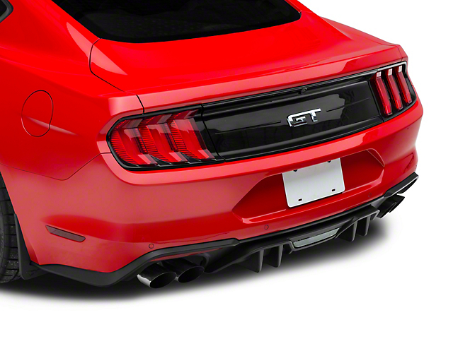 MP Concepts Rear Diffuser (18-20 GT; 19-20 EcoBoost w/ Active Exhaust)