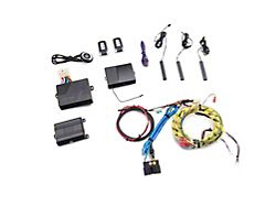 Push Start and Passive Keyless Entry System (10-14 All)
