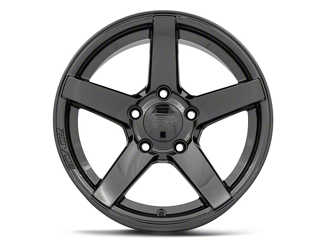 Rovos Durban Drag Gloss Black Wheel - 15x10 - Rear Only (10-14 All)
