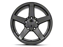 Rovos Durban Drag Gloss Black Wheel; Rear Only; 15x10 (10-14 All)