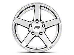 Rovos Durban Drag Black Chrome Wheel; Rear Only; 15x10 (10-14 All)