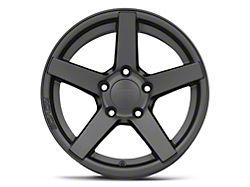 Rovos Durban Drag Satin Black Wheel; Rear Only; 15x10 (10-14 All)