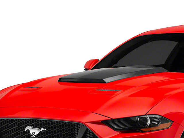 MP Concepts Hood Scoop w/ Chase LED (18-20 GT, EcoBoost)