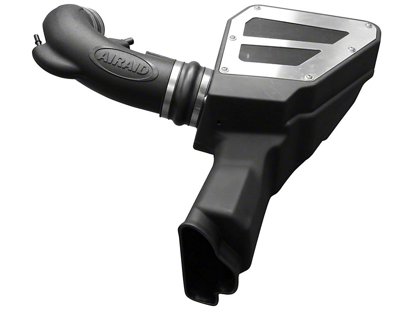 Airaid MXP Series Cold Air Intake w/ SynthaMax Dry Filter (18-20 GT)