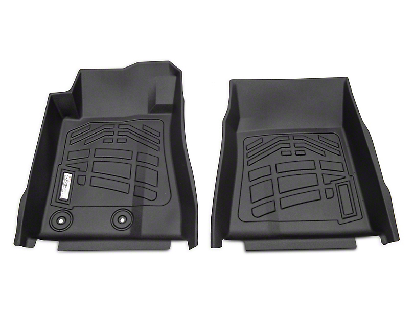 SpeedForm Sure-Fit Front Floor Liners - Black (15-20 All)
