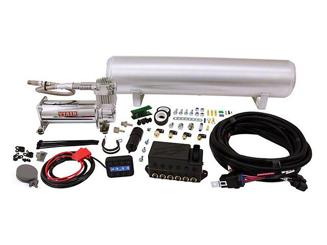 Air Lift Performance V2 Complete Air Suspension Kit - 1/4 in. Lines (15-20 w/o MagneRide)