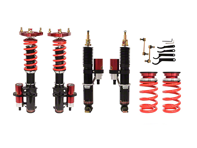 Pedders eXtreme XA Remote Canister Coil-Over Kit (15-21 w/o MagneRide)