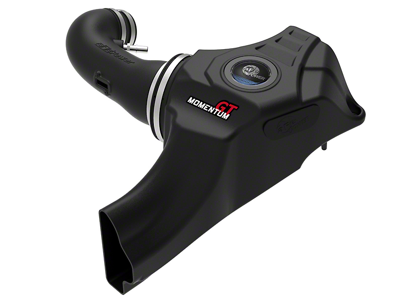 AFE Momentum GT Cold Air Intake w/ Pro 5R Oiled Filter - Black (18-20 GT)