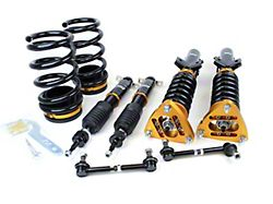 ISC Basic Track/Race Coil-Over Kit (15-21 w/o MagneRide)