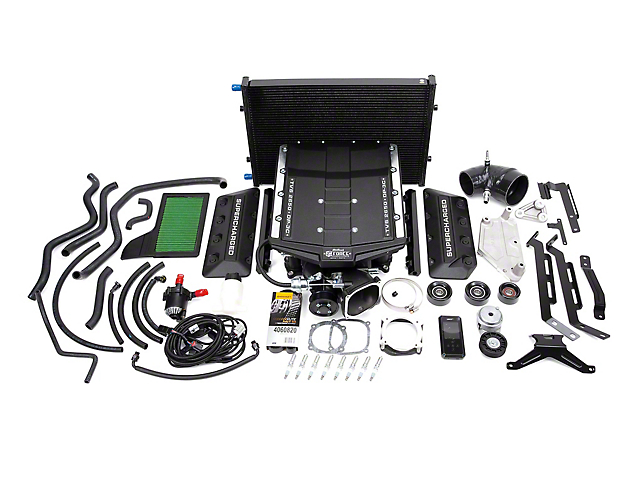 Edelbrock E-Force Stage 1 Street Supercharger Kit with Tuner (18-20 GT)