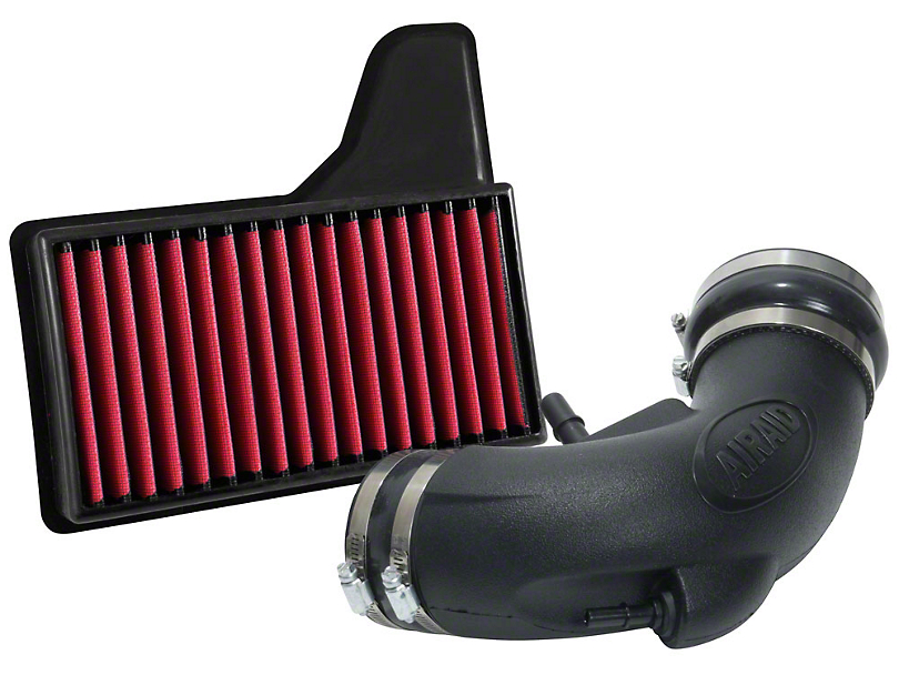 Airaid Jr. Intake Tube Kit w/ SynthaMax Dry Filter (18-20 GT)