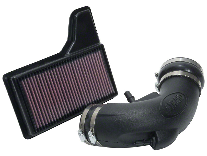 Airaid Jr. Intake Tube Kit w/ SynthaFlow Oiled Filter (18-20 GT)