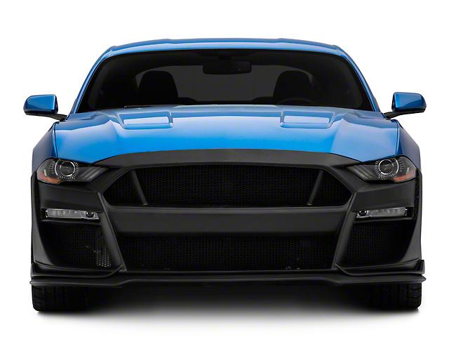 Anderson Composites Type-ST GT500 Style Front Fascia; Fiberglass (18-21 GT)