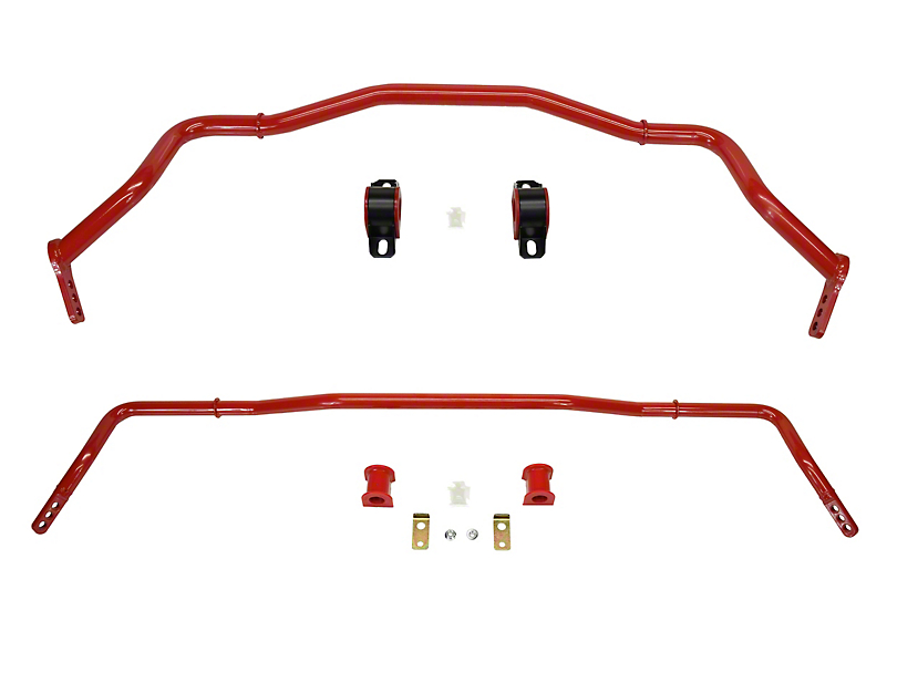 Pedders SportsRyder Front and Rear Sway Bars (15-20 All)