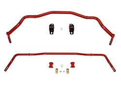 Pedders SportsRyder Front & Rear Sway Bars (15-20 All)