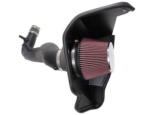 K&N Series 63 AirCharger Cold Air Intake (18-20 EcoBoost)