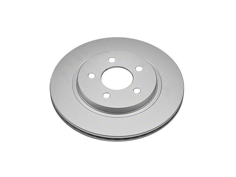 Power Stop Evolution Coated Rotor - Rear (05-14 All, Excluding 13-14 GT500)
