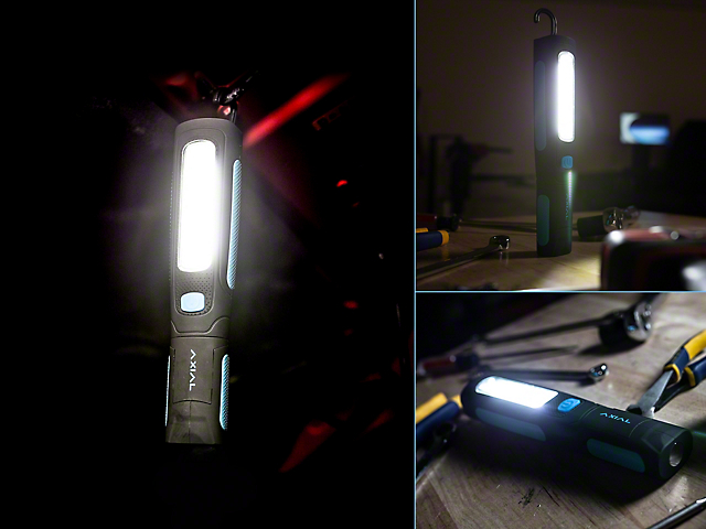 Axial LED Work Light