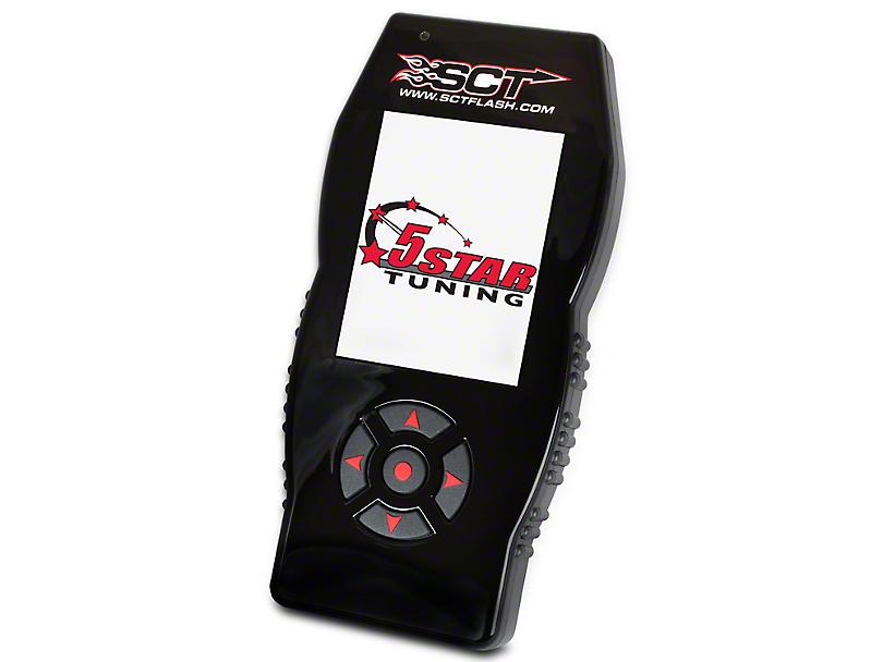 5 Star SF4/X4 Power Flash Tuner w/ 2 Custom Tunes (10-12 GT500)