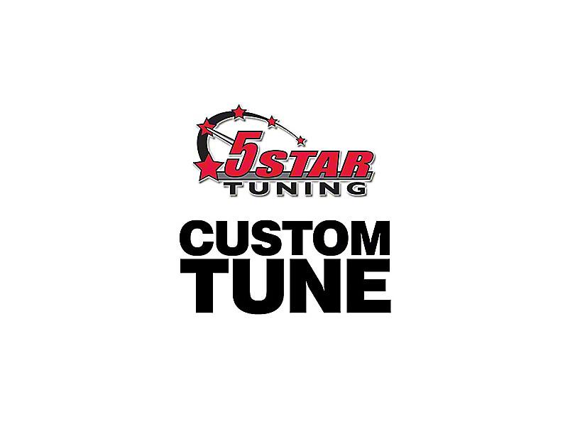 5 Star 2 Custom Tunes (13-14 GT500)