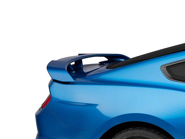 SpeedForm Performance Pack Style Rear Spoiler; Unpainted (15-20 Fastback)