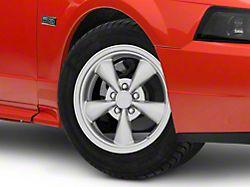 Bullitt Solid Anthracite Wheel; 17x8 (99-04 All)