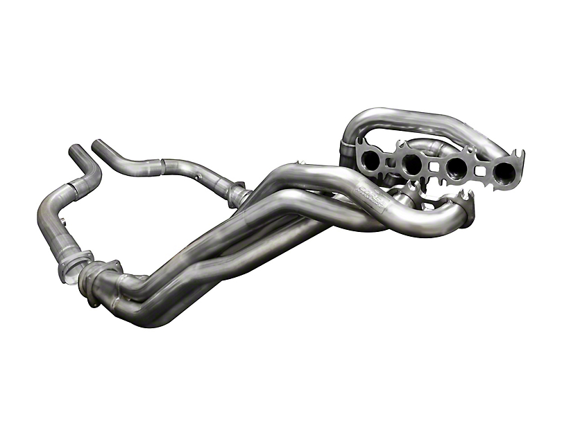Corsa 1-7/8 in. Long Tube Headers w/ Connection Pipes (15-17 GT)