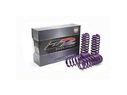 D2 Racing Pro Series Lowering Springs (05-14 GT, V6)