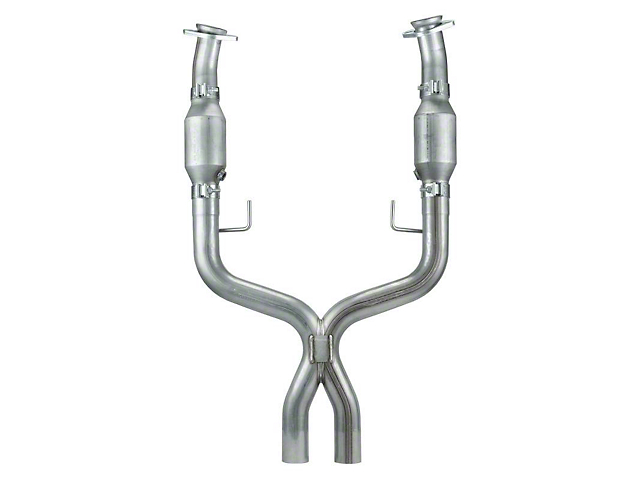 Pypes Catted X-Pipe (05-10 GT w/ Long Tube Headers)