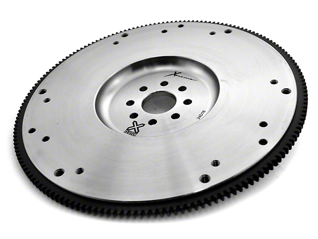 X-Clutch Steel Flywheel; 8-Bolt (96-10 GT; 2001 Cobra)