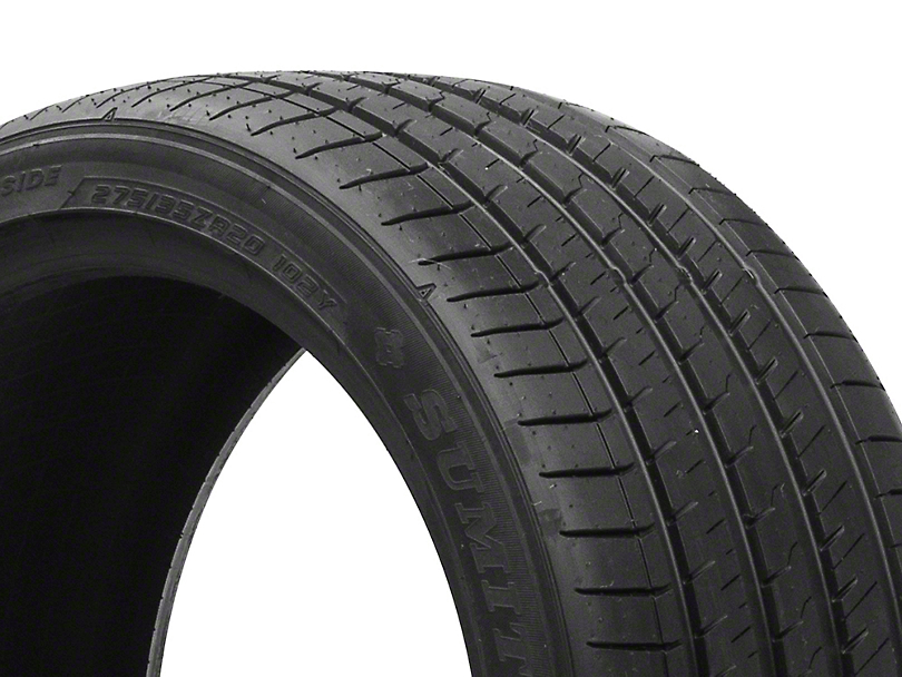 Sumitomo Maximum Performance HTR Z5 Tire (Available in Multiple Sizes)