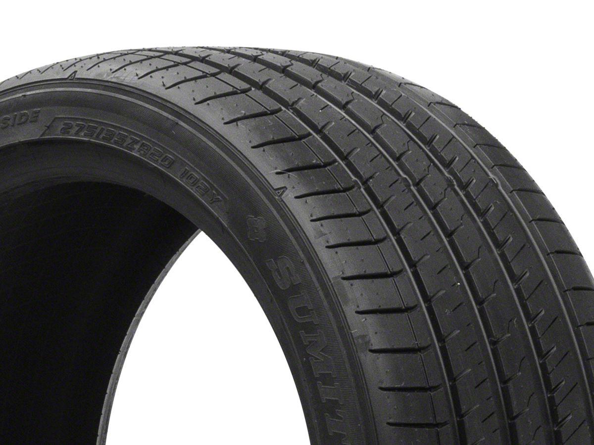 Sumitomo Tire Reviews >> Sumitomo Maximum Performance Htr Z5 Tire 17 In 18 In 19 In 20 In