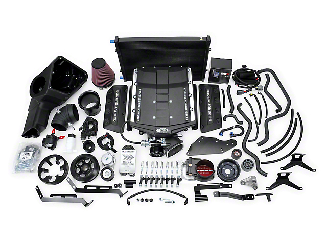 Edelbrock E-Force Stage 2 Track Supercharger Kit without Tuner (18-20 GT)