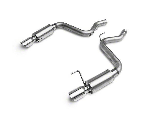 Revel Mustang Axle-Back Exhausts 28343 (15-17 V6)