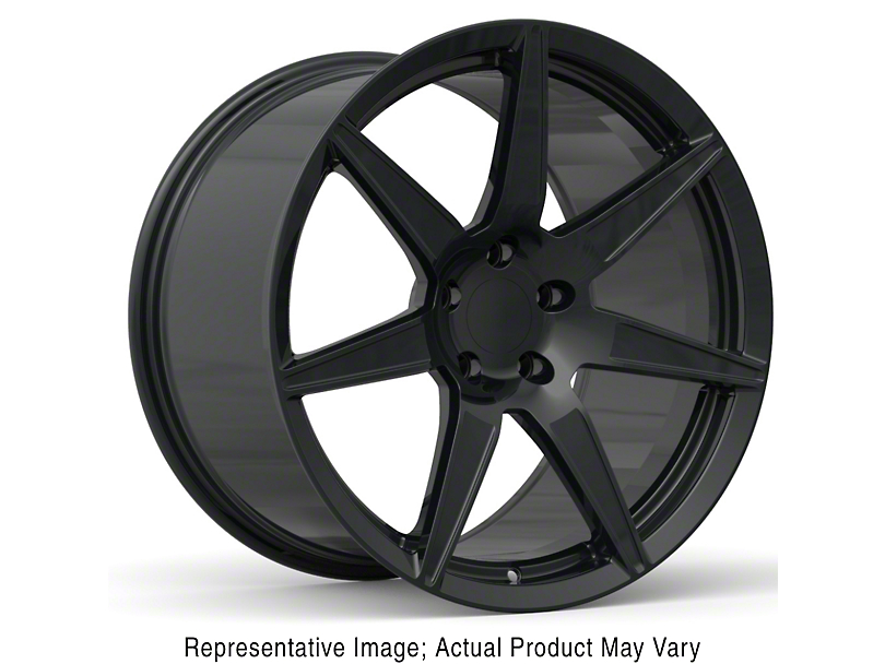 2020 GT500 Style Charcoal Wheel; 20x10 (15-20 GT, EcoBoost, V6)