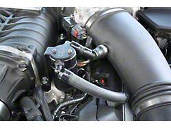 JLT V3.0 Black Oil Separator; Driver Side (11-14 GT w/ Roush, VMP or Whipple Supercharger; 15-17 GT w/ Roush or VMP Supercharger)