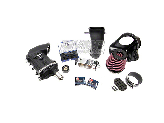 VMP Gen3R 2.65L TVS 950 HP Supercharger Kit (07-14 GT500)