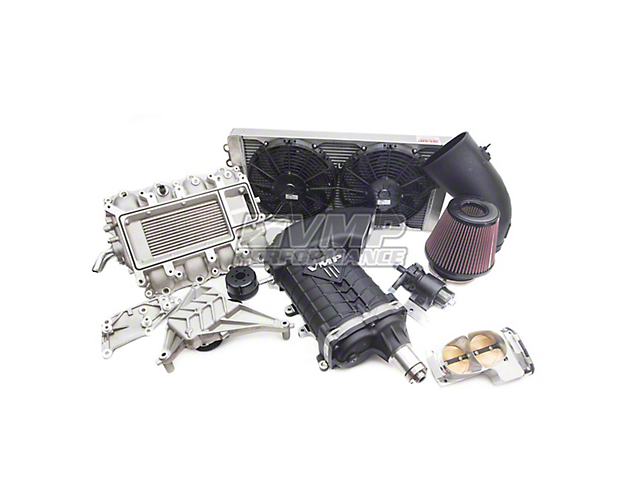 VMP Gen3R 2.65L TVS 850 HP Supercharger Kit (15-17 GT)