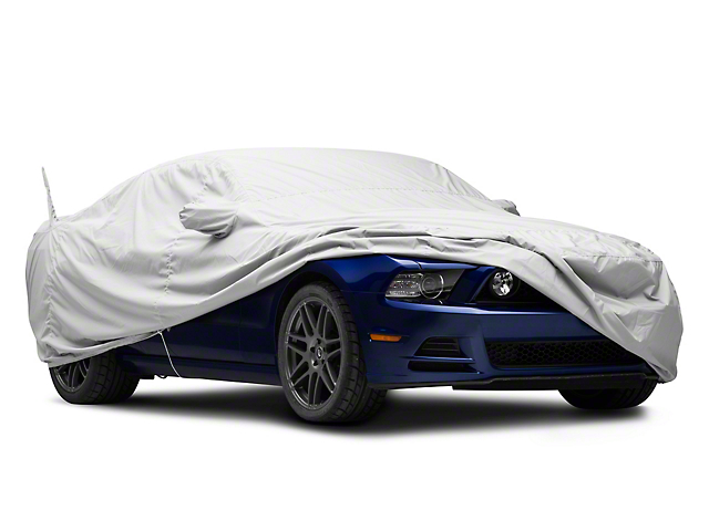 Covercraft WeatherShield HP Custom Fit Car Cover - Mustang Pony logo (15-20 Convertible)