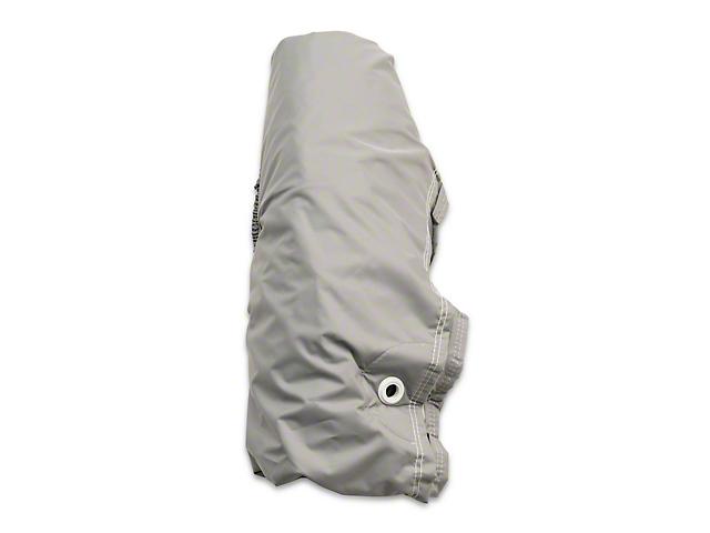 Covercraft WeatherShield HP Custom Fit Car Cover; Tri-Bar Pony Logo (15-20 Convertible)