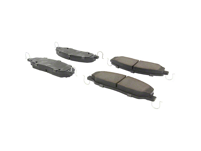 StopTech Street Select Ceramic Brake Pads; Front Pair (05-10 GT, V6)