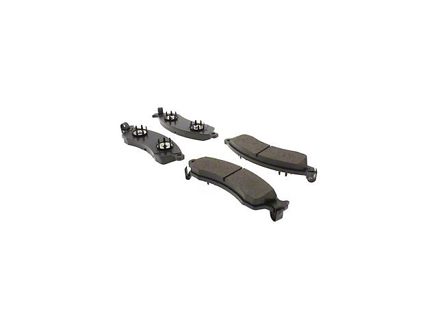StopTech Street Select Semi-Metallic Brake Pads; Front Pair (94-04 Cobra, Bullitt, Mach 1)
