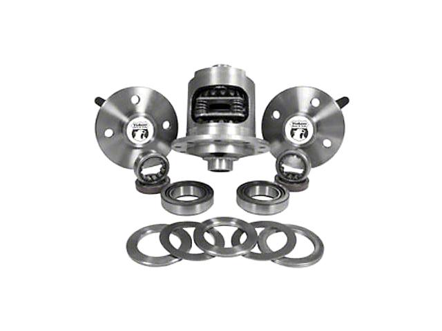Yukon Gear 8.8 in. Duragrip Posi Rear Differential w/ 31 Spline 5 Lug Axles (99-04 GT, Mach 1)